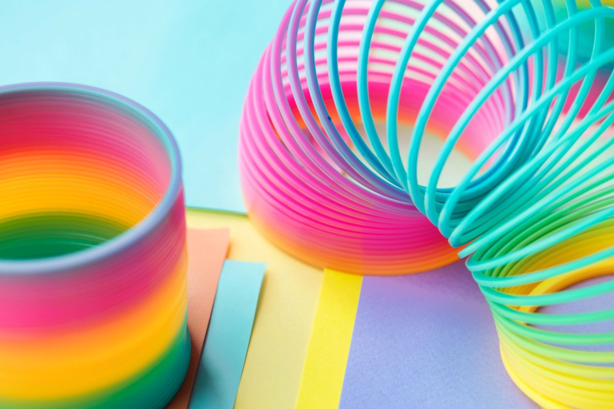 Slinky different purpose